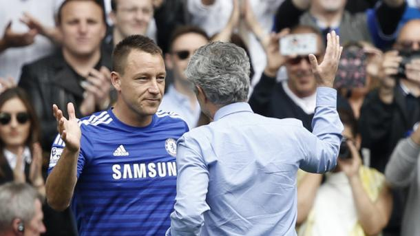 Terry enjoyed great success under Mourinho at Chelsea | Photo: Getty