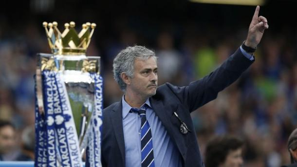 Mourinho has won the Premier League three times with Chelsea | Photo: Getty