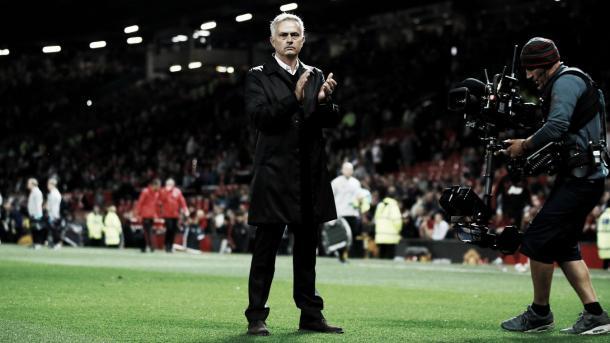 El último duelo entre estos dos equipos fue el principio del fin para Mou / Foto: Premier League