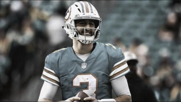 Josh Rosen necesita que Miami confíe en él // Foto: NFL.