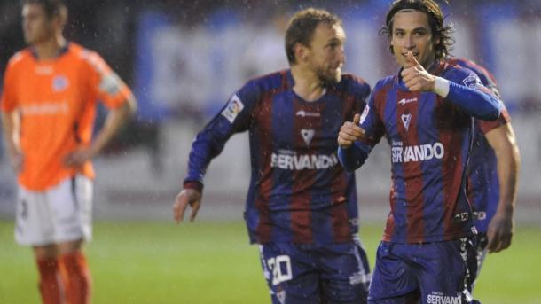 Jota celebra su gol. / Foto: La Liga