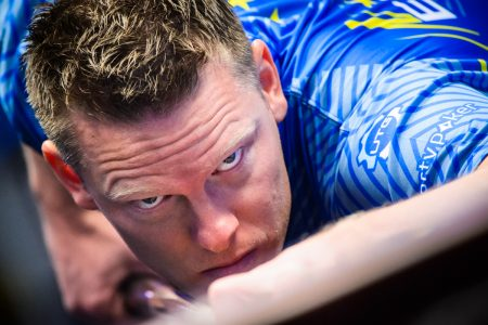Feijen was the first player to make the team (photo: Matchroom Pool)