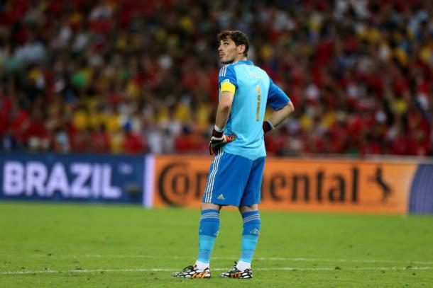 Decepção total na Copa do Brasil | Foto: Nick Potts - EMPICS/Getty Images