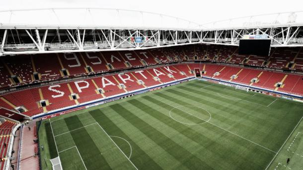 Fuente: Spartak de Moscú