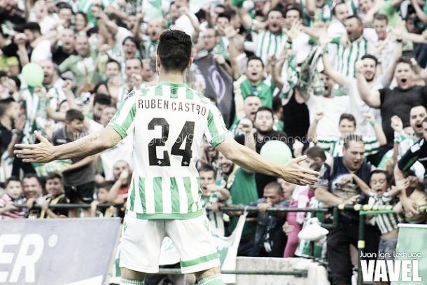 Rubén Castro vuelve al Betis | Foto: Juan Ign. Lechuga - VAVEL