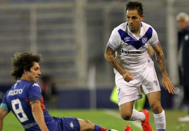 Godoy Cruz goleó a Vélez