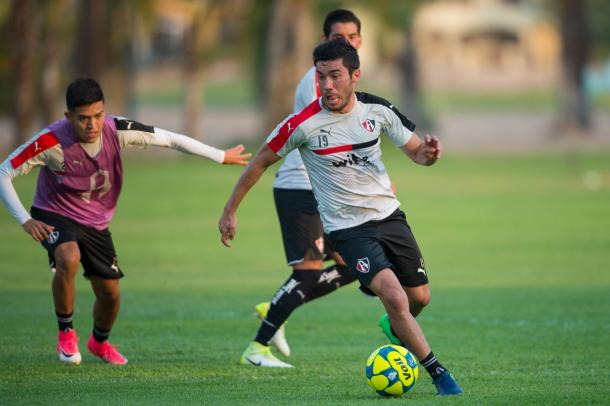 (Vigón tendrá una nueva oportunidad de quedarse en el plantel | Foto: Televisa Deportes)