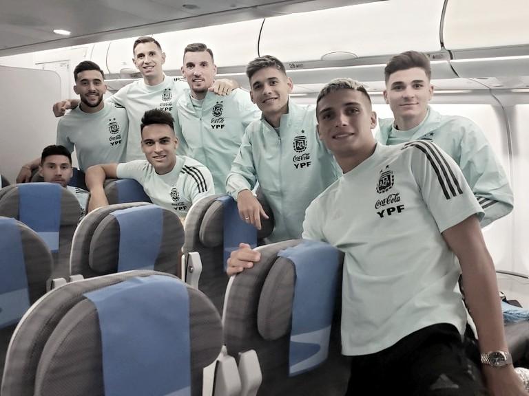 Argentina tendrá varias bajas para este partido   Foto: Argentina