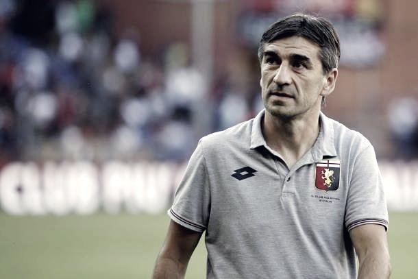Ivan Juric, allenatore del Genoa, chiede uno scatto d'orgoglio ai suoi - Foto Getty Images