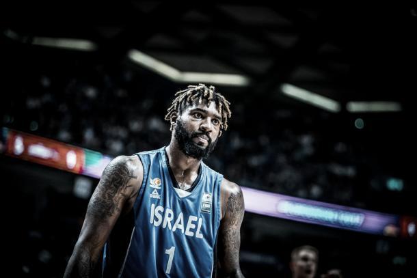 Richard Howell, uno de los grandes destacados de la jornada. Foto: FIBA.com