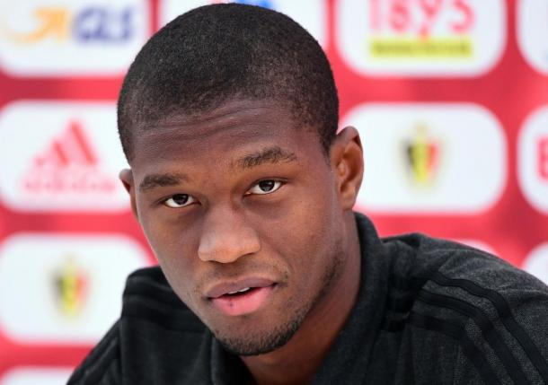 Kabasele was in the Belgium 23-man squad at Euro 2016 (Photo: Getty Images)