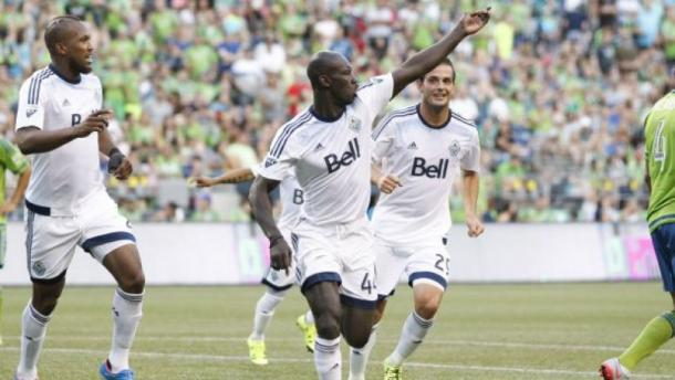 Kah thoroughly enjoyed his time playing in Vancouver. (Photo credit: USA Today)
