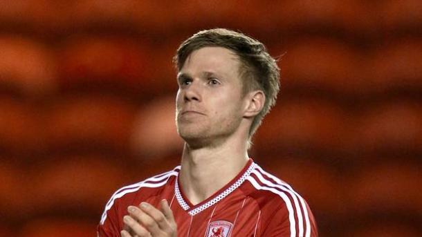 Tomáš Kalas' departure from The Riverside has left Boro short on defensive options | Photo: Belfast Telegraph