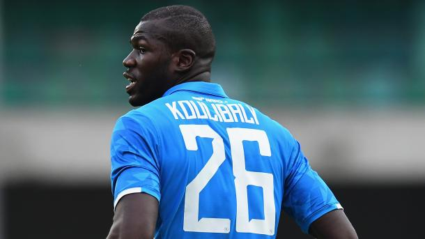 Koulibaly is currently rated as one of the best centre-back in the world | Photo: Getty
