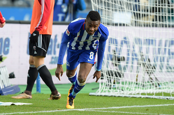 Salomon Kalou - Hertha Berlin's key player | Photo: city-press