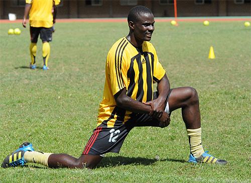 Henry Kalungi has 15 caps for Uganda. (Photo: redpepper.co.ug)