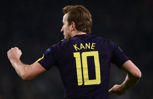 Harry Kane reducía la ventaja. Foto: premierleague