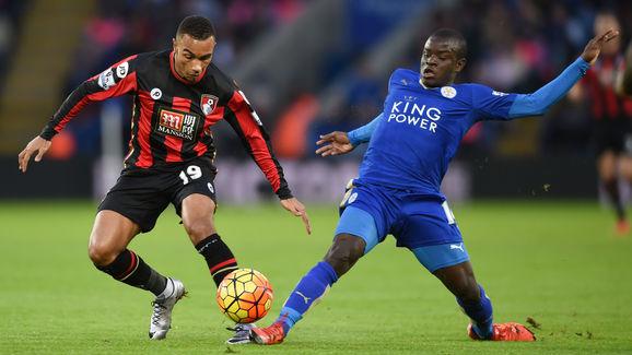 Kanté en acción de la Premier League. (Foto: Getty Images)