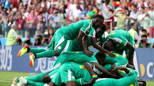 Senegal swept away pre-match predictions with a strong performance | Source: Getty Images via FIFA.com