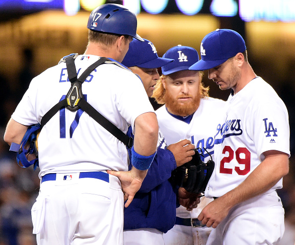 Scott Kazmir gives up two more home runs while getting his third loss of the season. | Photo: Harry How/Getty Images