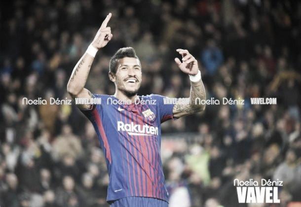 Paulinho, clave en el planteamiento de Ernesto Valverde. FOTO: Noelia Déniz