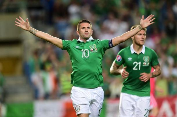 Keane will be hoping to be amongst the goals at the finals (photo: Getty Images)