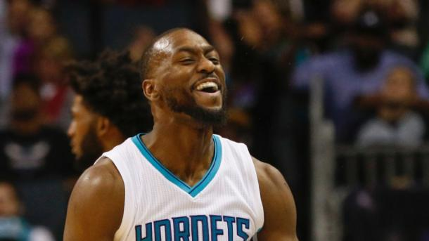 Kemba Walker, guardia degli Hornets - Foto Espn.NBA