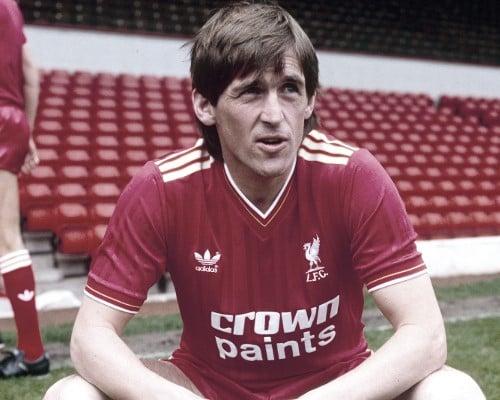 Kenny Dalglish la gran estrella de la época del Liverpool se convierte en entrenador-jugador./ Foto: Liverpool FC