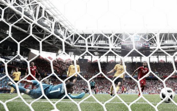 Khazri fez o último gol do jogo (Fonte:Getty Images)