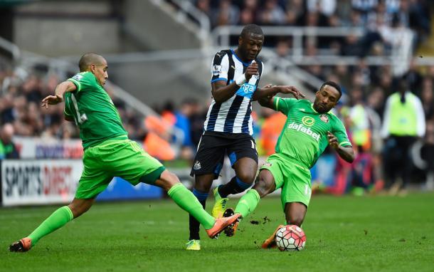 Khazri stretches against Newcastle (photo: zimbio)