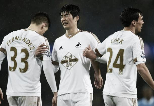 Ki Sung-Yeung may make his return alongside Jack Cork in midfield. (Photo: Getty)