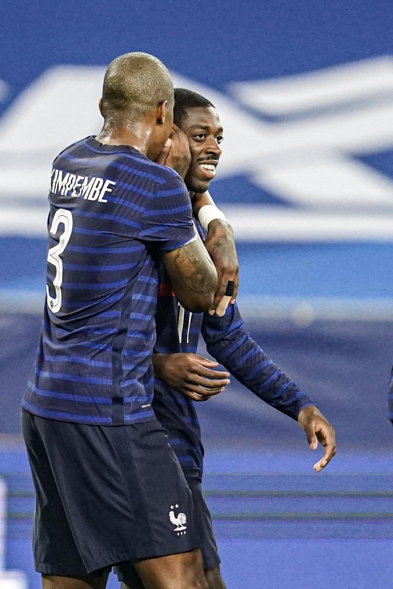 Twitter: Equipe de France