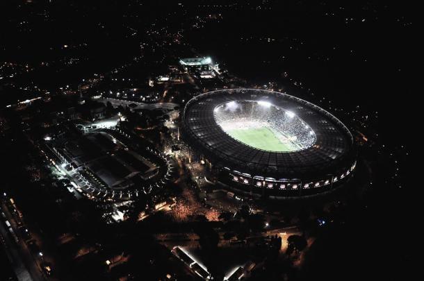 The Stadio Olimpico in all it's glory | Photo: pagineromaniste.com