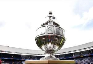 KNVB Beker, copa de fútbol de los Países Bajos | Foto: Nicholas Koopman