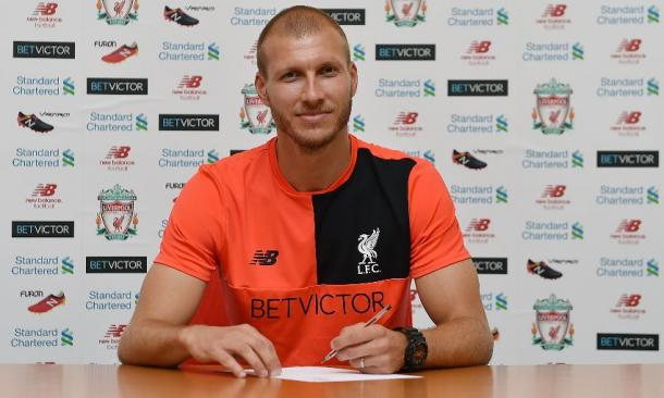 Klavan inked a three-year deal to move to Liverpool. (Picture: Getty Images)