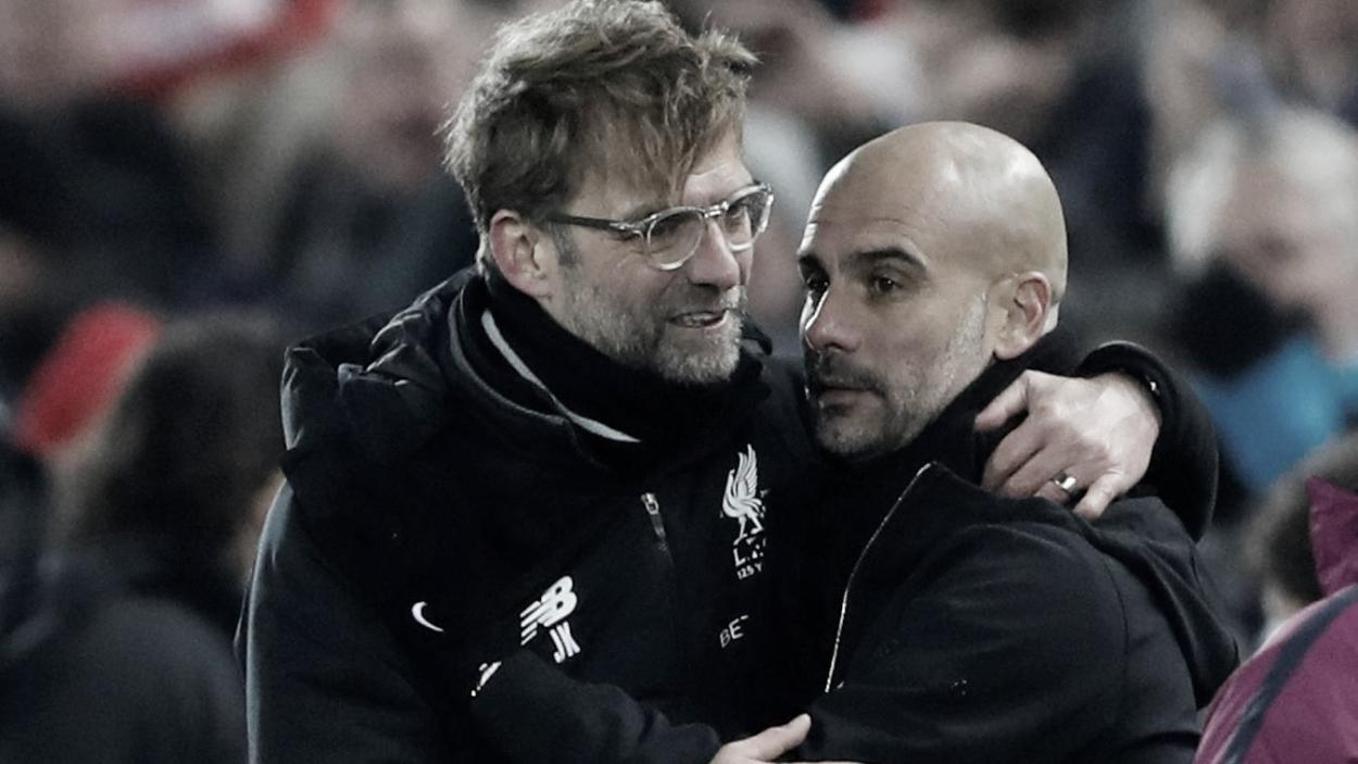Klopp tratará de sorprender a un City solvente en el liderato./ Foto: Premier League