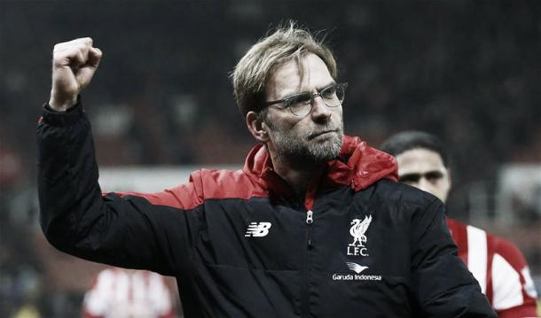 Carra believes Klopp is a great manager (image: Squawka.com)