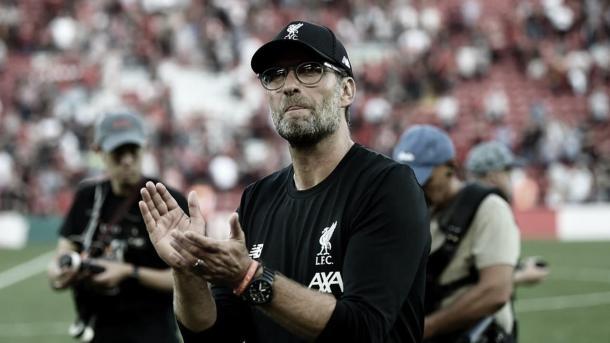 Jurgen Klopp./ Foto: Premier League