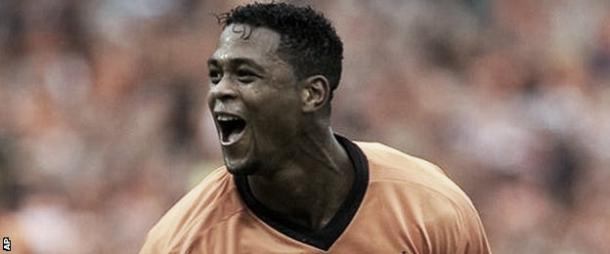 Kluivert scored 40 goals for the Netherlands in a ten-year international career | Photo: 1meee.com