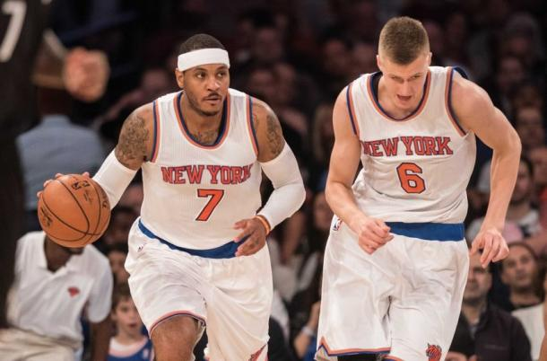 The New York Knicks are revamped and ready to take the league by storm. Photo: William Hauser-USA TODAY Sports
