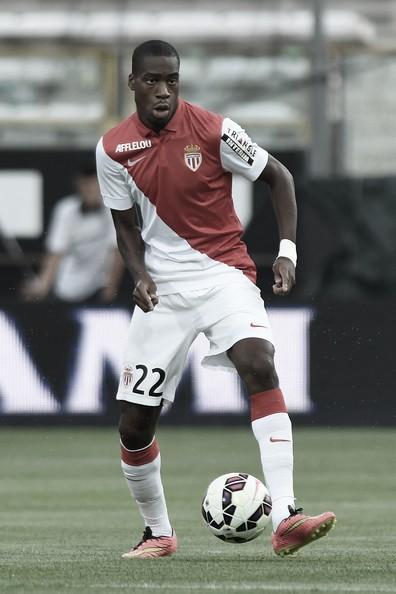 Kondogbia en el Mónaco:/ Foto: Zimbio