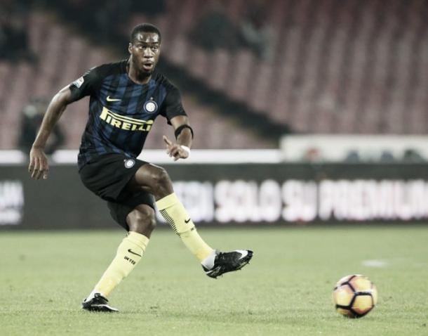 Kondogbia en el Inter./ Foto: VAVEL.com