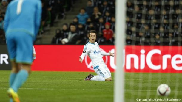 Could Konoplyanka prove to be the match winner once more? (Photo: DW.com)