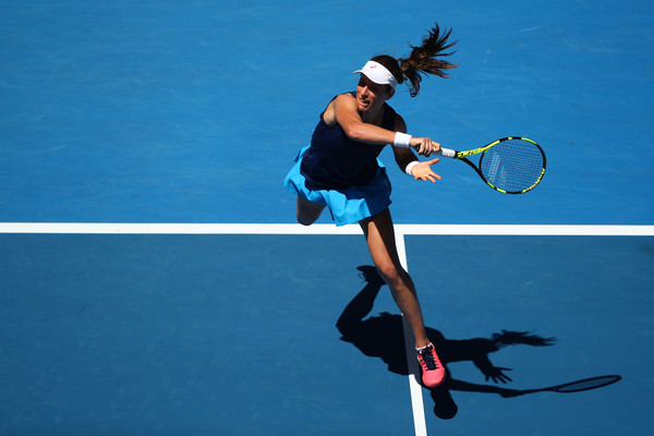 The Brit has semifinalist points to defend from last year (Photo by Clive Brunskill / Getty Images)