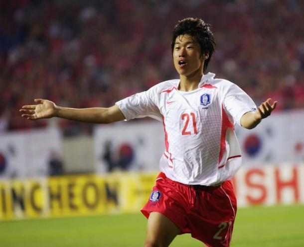 Corea del Sur llegaba tras hacer un gran mundial en 2002 | Foto: @theKFA