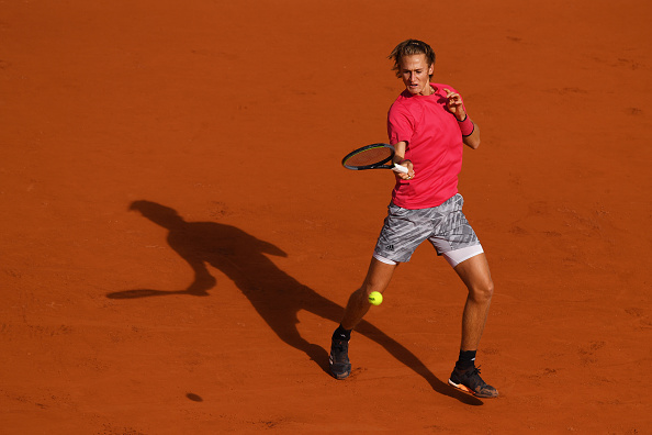 Korda had to get through qualifying to set up a fourth-round clash with Nadal (Shaun Botterill/Getty Images)