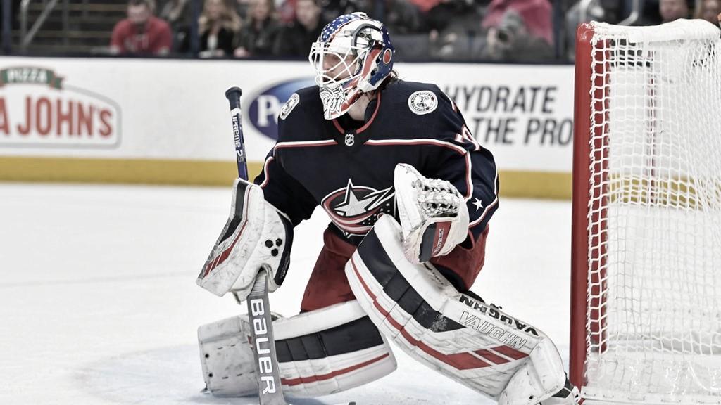 Joonas Korpisalo | foto: NHL.com