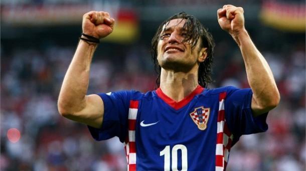 Nico Kovac en su etapa de jugador de la Selección de Croacia / FOTO: @FIFA.com