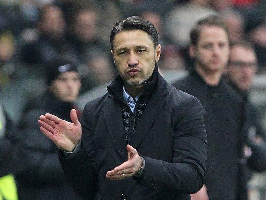 Kovac está haciendo un gran trabajo en el Eintracht (Foto Getty Images)