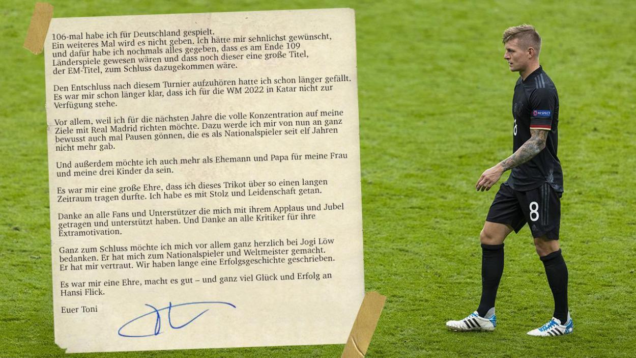 Comunicado de Kroos. | Foto: <b><a href='https://vavel.com/es/data/toni-kroos'>Toni Kroos</a></b>